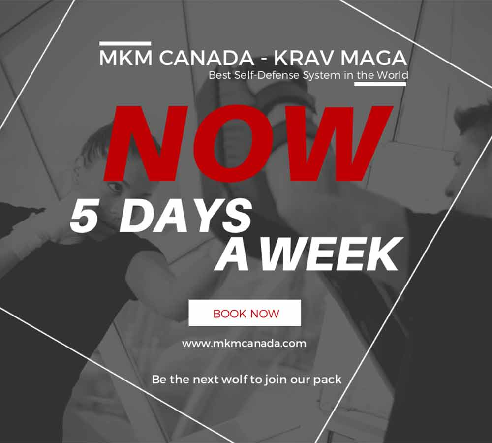 MKM Canada – Krav Maga – Self-Defense and Fighting System