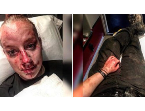 Police Officer Credits Jiu-Jitsu And Krav Maga Training For Surviving A Fight With A Dangerous Suspect